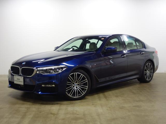 BMW 530i Mスポーツ 19AW パドル LED 地デジ
