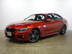 BMW318i Mスポーツ エディションシャドー 19AW パドル