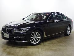 BMW740d xDrive エクゼクティブ ACC パドル