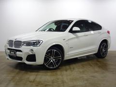 BMW X4xDrive 35i Mスポーツ 20AW ACC パドル