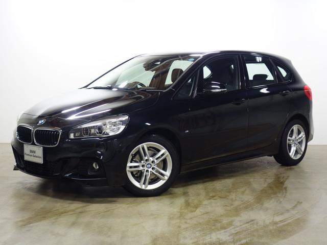 BMW 218dアクティブツアラー MスポーツパーキングサポートP