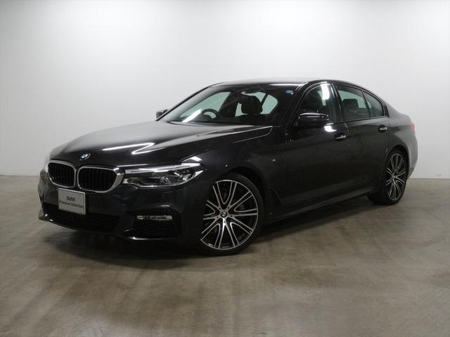 BMW 523d Mスポーツ ハイラインP 20AW 黒革 ACC