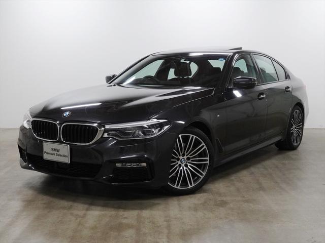 BMW 523d Mスポーツ イノベーションP 19AW SR