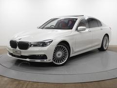 BMW740i プラスP 19AW ACC HUD レーザーライト