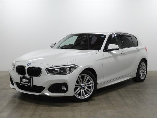 BMW 118i Mスポーツ コンフォートP パーキングサポートP