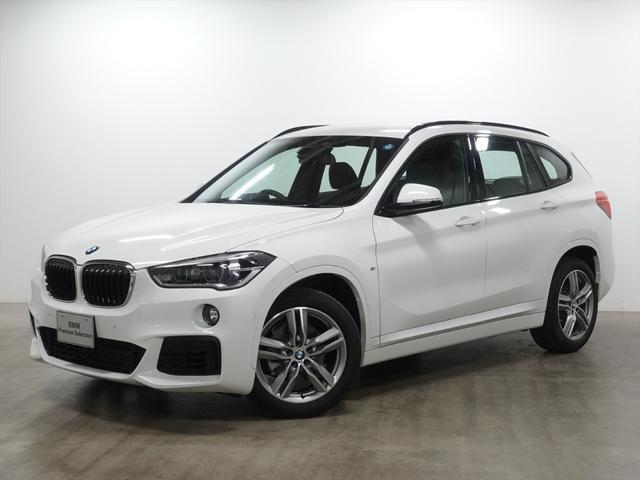 BMW sDrive 18i Mスポーツ 18AW Rカメラ LED