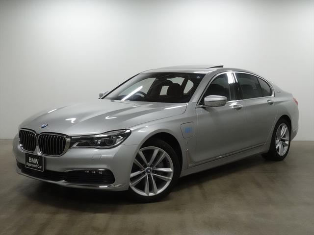 BMW 740eアイパフォーマンス 19AW ACC HUD SR