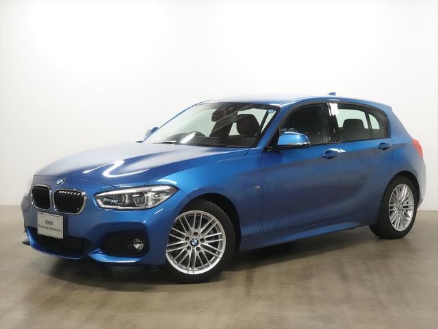 BMW 118d Mスポーツ コンフォートP パーキングサポートP