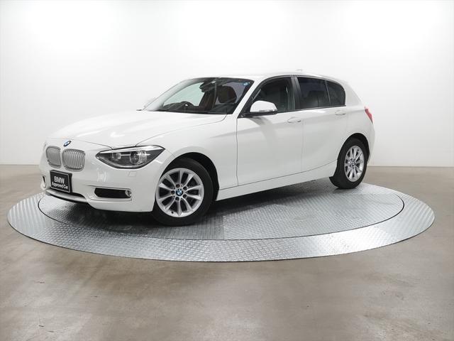 BMW 116i スタイル プラスP パーキングサポートP AUX