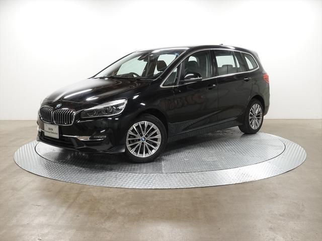 BMW 218dグランツアラー ラグジュアリー セーフティP LED