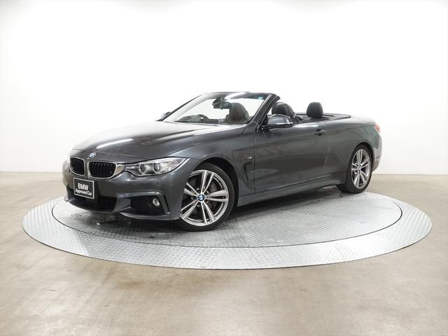 BMW 435iカブリオレ Mスポーツ 19AW ACC パドル