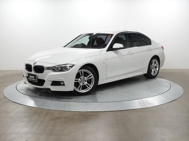 BMW 320i Mスポーツ 18AW ACC パドル Rカメラ