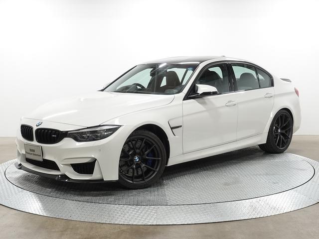 BMW M3 CS 20AW クルコン パドル Rカメラ FRセンサ