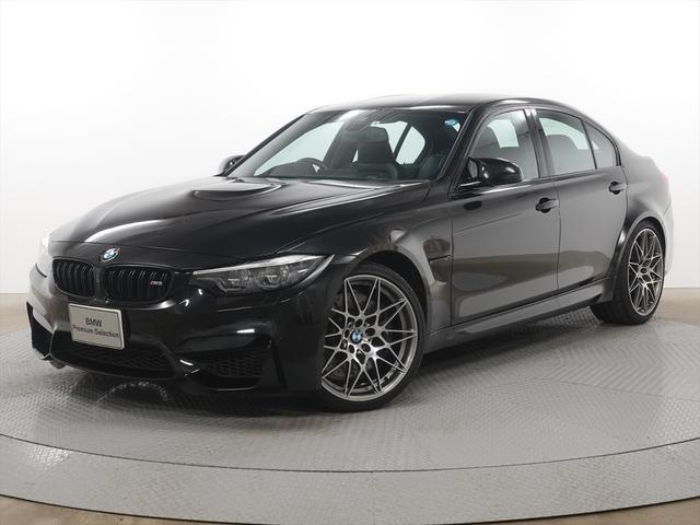 BMW M3セダン コンペティション 20AW クルコン パドル