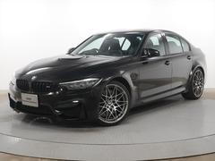 BMWM3セダン コンペティション 20AW クルコン パドル