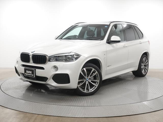 BMW xDrive 35d Mスポーツ セレクトP PSR ACC