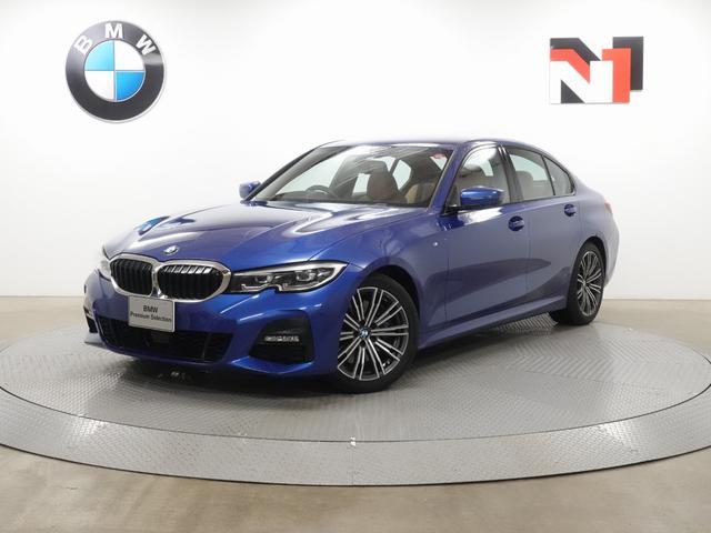 BMW 3シリーズ 330i Mスポーツ 18インチAW アクティブクルーズコントロール パドルシフト Rカメラ FRセンサー LED 衝突軽減 車線逸脱 USB