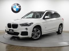 BMW X1sDrive 18i Mスポーツ 18AW ACC Rカメラ