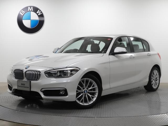 BMW 118d ファッショニスタ アップグレードP ACC LED