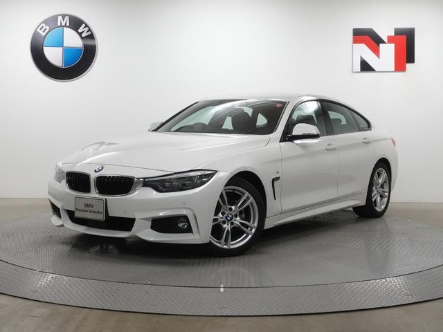 BMW 420iグランクーペ Mスポーツ 18AW ACC パドル