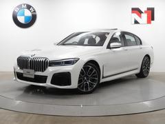 BMW740i Mスポーツ 20AW ACC パドル 全周囲カメラ