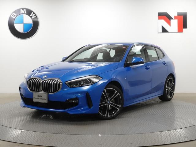 BMW 118i Mスポーツ コンフォートP 18AW ACC