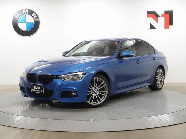 BMW 320i Mスポーツ 社外マフラー MT車 19AW LED