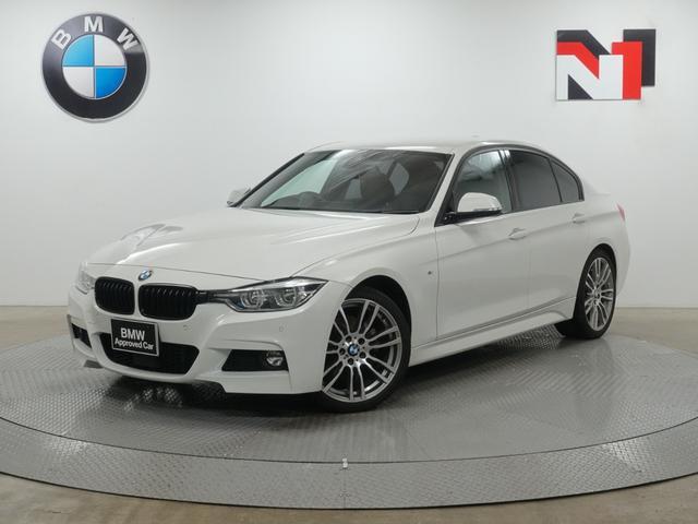 BMW 320d Mスポーツ 19インチAW レザーシート フロントシートヒーター アクティブクルーズコントロール パドルシフト Rカメラ FRセンサー LED 衝突軽減 車線逸脱 USB