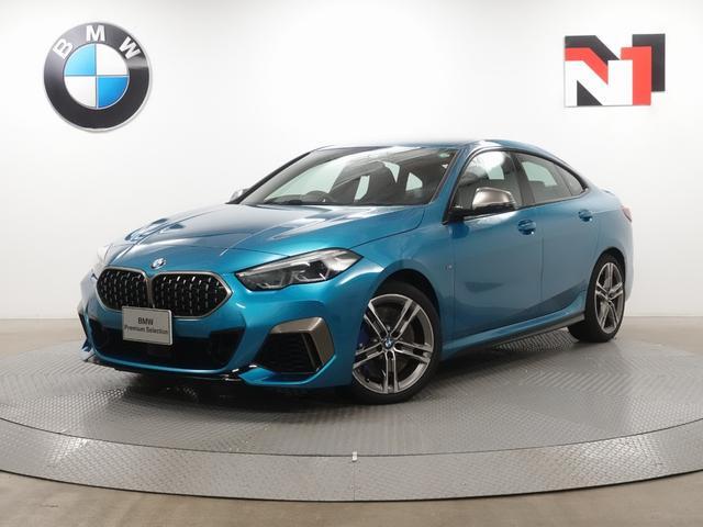 BMW M235i xDriveグランクーペ 18インチAW アクティブクルーズコントロール パドルシフト Rカメラ FRセンサー LED 衝突軽減 車線逸脱 USB パーキングサポート