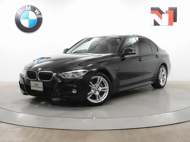 BMW 320i Mスポーツ 18インチAW アクティブクルーズコントロール パドルシフト Rカメラ FRセンサー LED 衝突警告 車線逸脱 USB