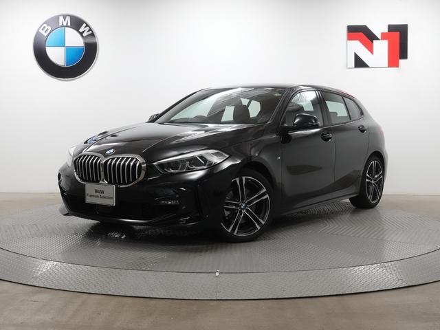 BMW 118i Mスポーツ 18インチAW DCT コンフォートパッケージ アクティブクルーズコントロール Rカメラ FRセンサー LED 衝突軽減 車線逸脱 USB