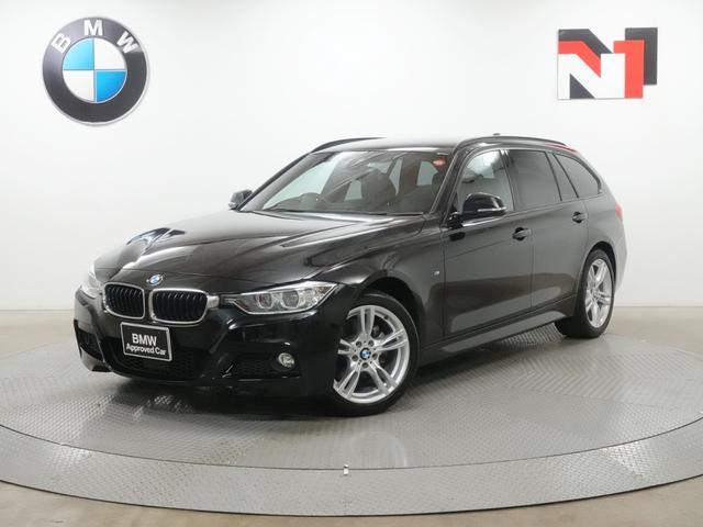 BMW 3シリーズ 320i xDriveツーリング Mスポーツ 18インチAW アクティブクルーズコントロール パドルシフト 全周囲カメラ FRセンサー LED 衝突軽減 車線逸脱 USB フロントシートヒーター