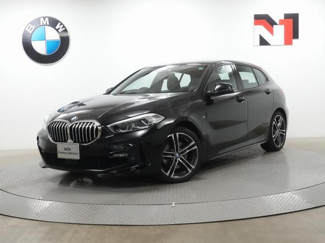 BMW 118i Mスポーツ 18インチAW DCT アクティブクルーズコントロール Rカメラ FRセンサー LED 衝突軽減 車線逸脱 USB USB-C 電動リヤゲート