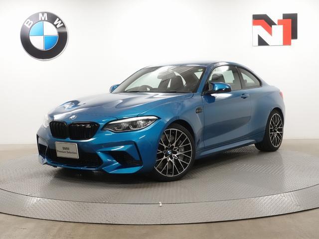 BMW コンペティション 19インチAW パドルシフト Rカメラ FRセンサー LED 衝突警告 車線逸脱 USB フロントシートヒーター Harman/Kardon