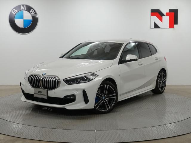 BMW 118d Mスポーツ 18インチAW 衝突軽減 車線逸脱 Rカメラ FRセンサー LED USBーC対応 ワイヤレスチャージング
