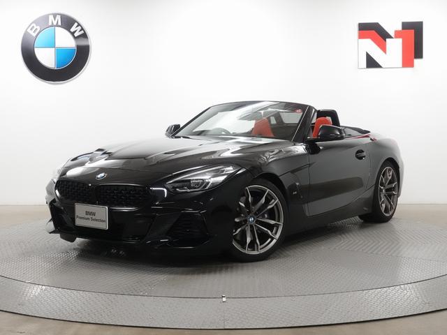 BMW Z4 M40i 19インチAW マグマレッド内装 アクティブクルーズコントロール パドルシフト Rカメラ FRセンサー LED 衝突警告 車線逸脱 USB ヘッドアップディスプレイ