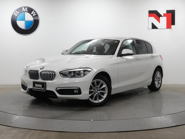 BMW 118d スタイル 16インチAW クルーズコントロール Rカメラ Rセンサー LED 衝突警告 車線逸脱 USB AUX