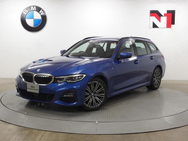 BMW 320d xDriveツーリング Mスポーツ 18インチAW アクティブクルーズコントロール パドルシフト Rカメラ FRセンサー アダプティブLED 衝突軽減・車線逸脱/ドライビングアシストプロフェッショナ/ 電動リヤゲート USB