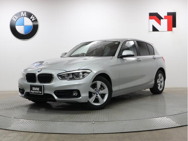 BMW 118i スポーツ 16インチAW 純正HDDナビゲーション クルーズコントロール Rカメラ FRセンサー LED 衝突軽減 車線逸脱 USB パーキングサポートパッケージ