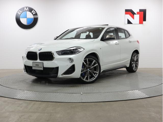 BMW M35i 20インチAW アクティブクルーズコントロール パドルシフト Rカメラ FRセンサー LED 衝突軽減 車線逸脱 USB ヘッドアップディスプレイ コンフォートアクセス