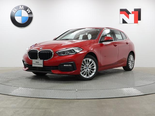 BMW 118d プレイ エディションジョイ+ 17インチAW クルーズコントロール Rカメラ FRセンサー LEDパーキングアシスト 衝突軽減 車線逸脱 USB ナビパッケージ コンフォートパッケージ ストレージパッケージ
