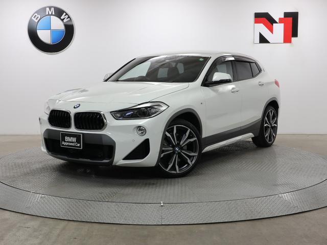 BMW xDrive 20i MスポーツX 20インチAW アクティブクルーズコントロール パドルシフト Rカメラ FRセンサー LED 衝突軽減 車線逸脱 USB ヘッドアップディスプレイ モカレザー内装