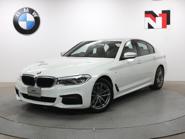 BMW 5シリーズ 523d xDrive Mスピリット 18インチAW ハイラインP アクティブクルーズコントロール Rカメラ FRセンサー  キセノン 衝突軽減 車線逸脱 USB コンフォートアクセス