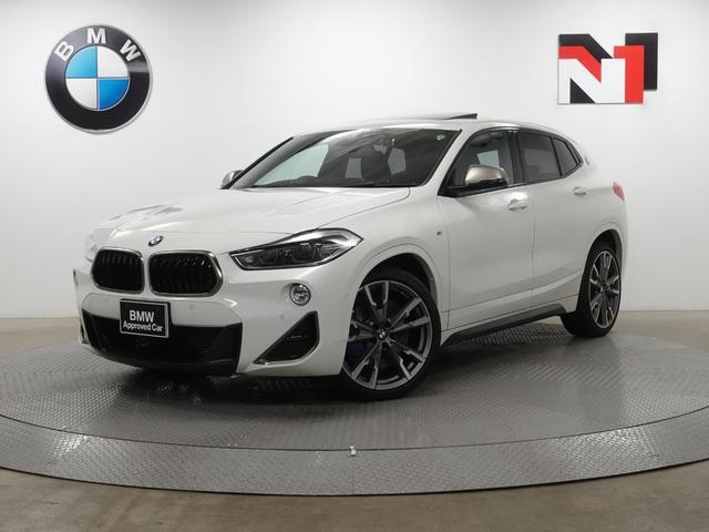 BMW M35i 20インチAW 電動ガラスサンルーフ アクティブクルーズコントロール パドルシフト LED 衝突軽減 車線逸脱