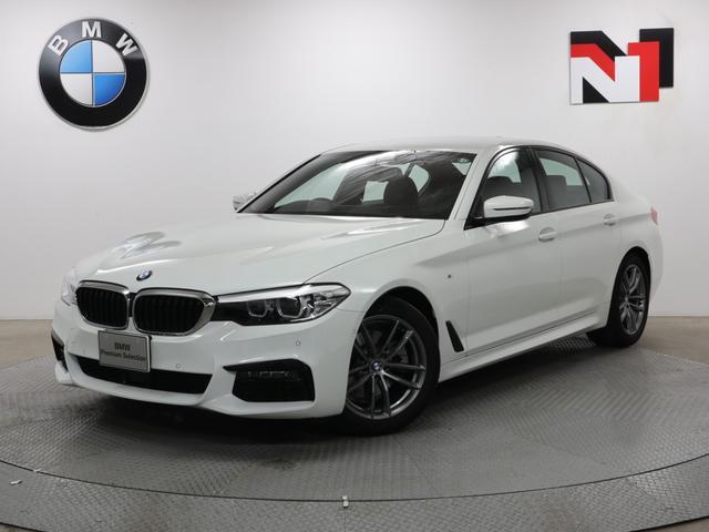 BMW 523d xDrive Mスピリット 18インチAW アクティブクルーズコントロール Rカメラ FRセンサー LED 衝突軽減 車線逸脱 USB
