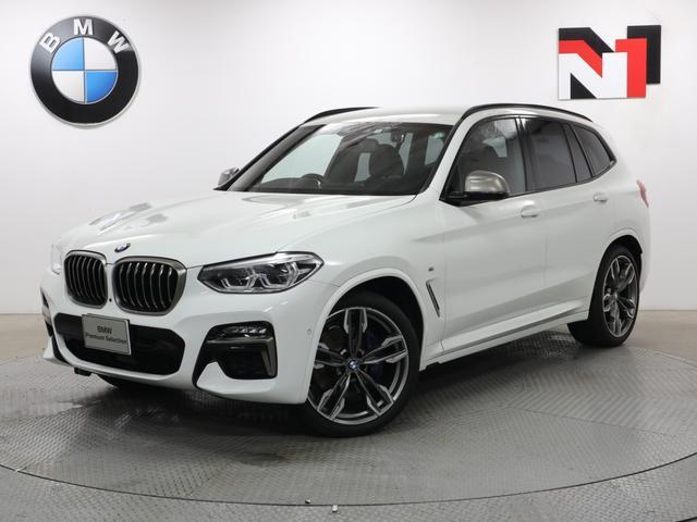 BMW X3 M40d 21インチAW アクティブクルーズコントロール 全周囲カメラ FRセンサー アダプティブLED 衝突軽減 車線逸脱 USB パドルシフト ヘッドアップディスプレイ 電動リヤゲート