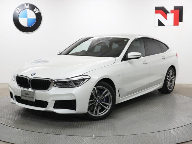 BMW 630i グランツーリスモ Mスポーツ 19インチAW アクティブクルーズコントロール パドルシフト 全周囲カメラ FRセンサー アダプティブLED 衝突軽減 車線逸脱 ヘッドアップディスプレイ USB フロントシートヒーター