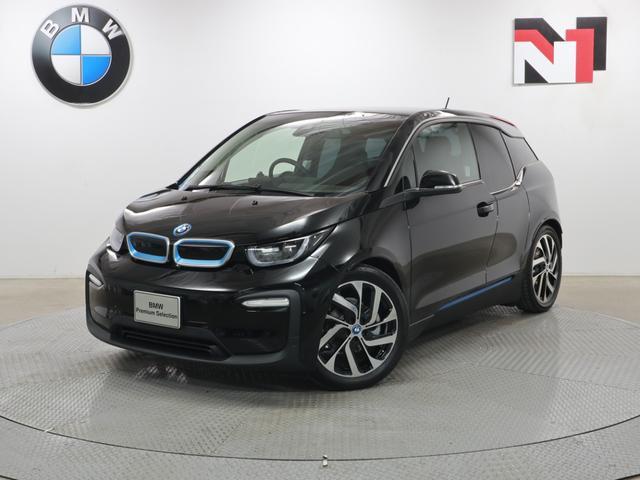 BMW i3 レンジ・エクステンダー装備車 19インチAW SUITE アクティブクルーズコントロール Rカメラ FRセンサー LED 衝突軽減 車線逸脱 USB フロントシートヒーター コンフォートアクセス