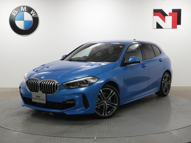 BMW 118i Mスポーツ 18インチAW コンフォートパッケージ アクティブクルーズコントロール Rカメラ FRセンサー LED 衝突軽減 車線逸脱 USB 電動リヤゲート