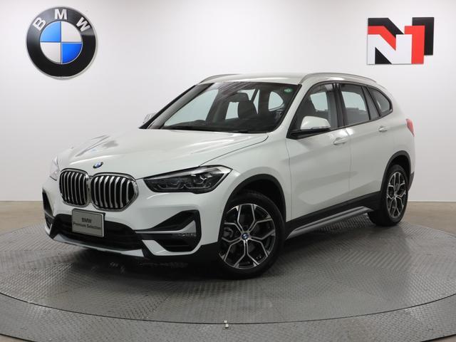 BMW sDrive 18i xライン 18インチAW モカレザー内装 ハイラインパッケージ コンフォートパッケージ Rカメラ FRセンサー LED 衝突軽減 車線逸脱 USB フロントシートヒーター